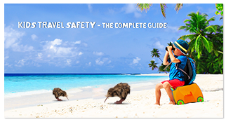 kids travel safety guide